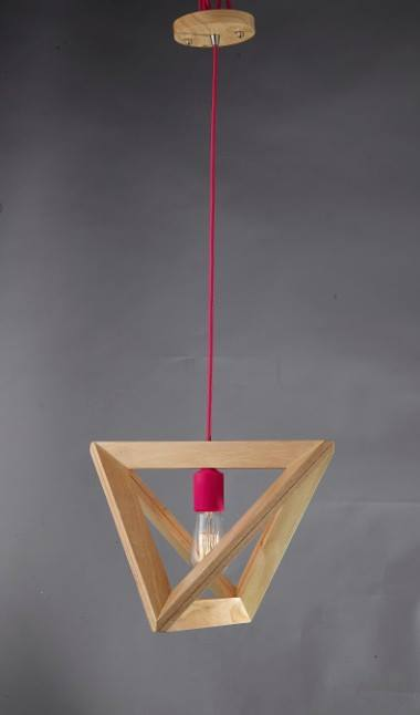 Triangle Pendant lights